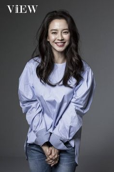 Song Ji Hyo for Beauty View