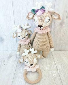 Endlich hab ich mal die große Matilda fertig gemacht, sie lag jetzt sooo lange … Finally I finished the big Matilda, she lay sooo long without arms in my crochet box 😅🙈 now the set is … Crochet Diy, Crochet Dolls, Crochet Ideas, Amigurumi Patterns, Amigurumi Doll, Crochet Patterns, Knitting Patterns, Handmade Baby, Handmade Toys