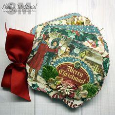 A Christmas Carol Mini Album