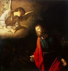 Gerard van Honthorst: Getsemaní.
