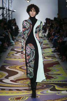 Emilio Pucci   Ready-to-Wear - Autumn 2017   Look 30