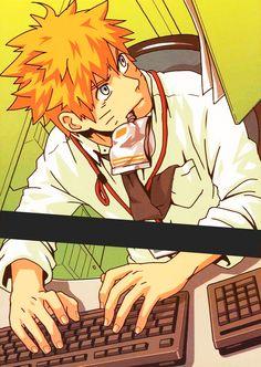 Naruto fan art | Tags: Anime, Fanart, NARUTO, Uzumaki Naruto, Doujinshi Cover