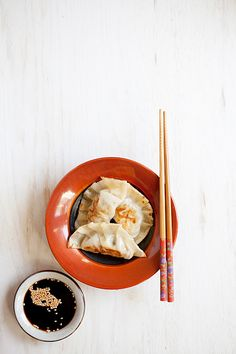 Pork & Shiitake Dumplings