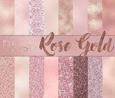 Rose Gold Digital Paper- BLUSH & ROSE GOLD, rose gold textures, rose gold backgrounds, rose gold glitter, rose gold jpg - All About Glitter Rosa, Rose Gold Glitter, Glittery Nails, Glitter Face, Glitter Makeup, Green Glitter, Gold Nails, Blush Roses, Blush Pink