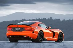 Dodge Concept Vehicles | 2014 dodge viper ta information image credit dodge 2014 dodge viper ta