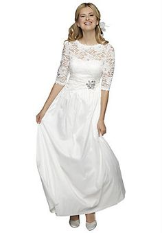 APART Kleid im Universal Online Shop White Dress, Formal Dresses, Shopping, Products, Fashion, Bride Lingerie, Sequins, Bridle Dress, Fashion Women