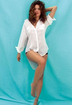 Angie Cepeda posó sexy para la Revista DonJuan | ZonaBase.Net