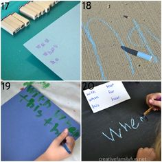 Take the boredom out of spelling practice with one of these fun, hands-on ways to practice spelling words. Spelling has never been so much fun! Spelling Word Practice, Grade Spelling, Spelling Words, Learn To Spell, Play Based Learning, Letter Recognition, Sensory Activities, Literacy, Lettering