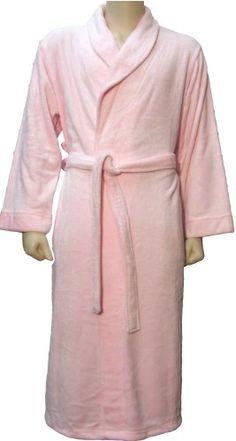 Brand New Women and Men Coral Thickest Bath Robe « Clothing Impulse Luxury  Bath 455592a1b