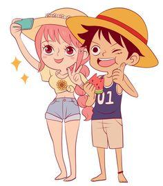 Rebecca, Luffy