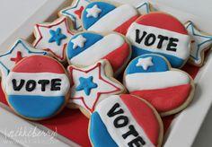 nikkiikkin election day cookies vote 2