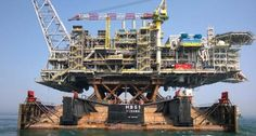 Heerema Barge H-851 left Okpo, South Korea for a 3500 nm journey to NW Australia where the 37000t topside