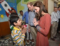 William and Kate champion a cause close to their hearts on day three of their royal tour - Photo 5
