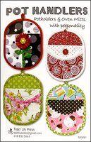 Sew Expo pot holders super cute must make for bazaar