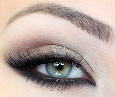 taupe-ish Highlighter Makeup, Contour Makeup, Nicole Scherzinger, Makeup Eyes, Hair Makeup, Personality, Neutral, Natural Eye Makeup, Brown Eyes