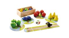Haba: First Orchard Game - challenge and fun natural toys - 1