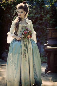 A Marie Antoinette Inspiration