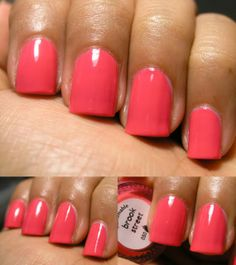 2 Coats nails Inc describes this color as: Soft pink coral nail polish. All of the Nails Inc swatches that I am going to show you in the ne. Coral Nail Polish, Coral Nails, Beauty Makeup, Hair Makeup, Hair Beauty, Soft Pink Nails, Coral Color, Colour, Eat Your Heart Out