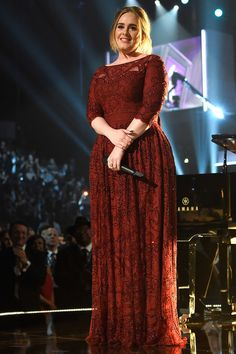 Adele in Givenchy | February 19, 2016