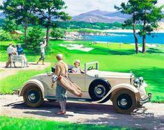 Harry Anderson (1906-1996) США
