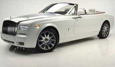 English White 2017 Rolls-Royce Phantom Drophead Coupe Series II For Sale
