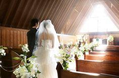 軽井沢高原教会の結婚式・結婚式場|楽天ウェディング