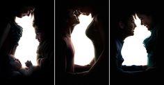 These Creative Photos Use Optical Illusions to Promote Pet Adoption