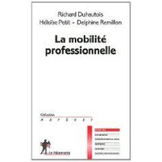 Analyse de la mobilité professionnelle pour comprendre le marché du travail et ses récentes évolutions. Met en avant le rôle des entreprises dans la construction des parcours professionnels et la nécessité de les intégrer au débat sur la sécurisation des trajectoires.  Cote : 4-4147 DUH
