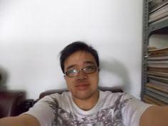 My cousin's #SelfieSunday. He's a nice-looking guy!