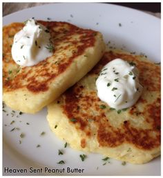 What will you do with your leftover mashed potatoes this Thanksgiving? Leftover Mashed Potato Pancakes!