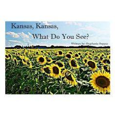 A book perfect for Kansas Day teachers.   AND written by a teacher.