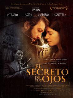 El secreto de sus Ojos. Filme excelente!