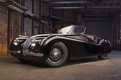 1952 Jaguar XK120 | by iscratchmymind