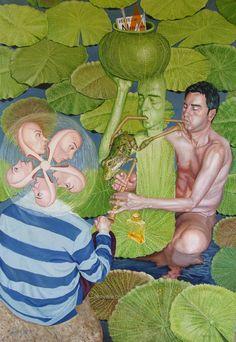 Surrealism, surreal art © Agim Meta. More: www.ohsosurreal.com
