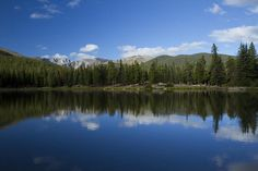 Echo Lake Park, Evergreen, Colorado
