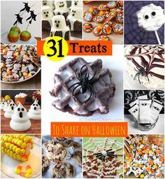 31 Creative Halloween Treat Ideas.