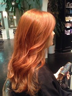 strawberry Blonde by Heather Krohn