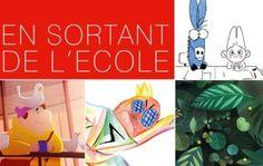 D'ingénieux programmes courts autour de Jacques Prévert sur France 3 : En sortant de l'école. Dès 6 ans. - Le Blog de Kidissimo
