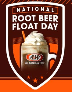 PIN & FOLLOW ME A&W: Free Root Beer Float with purchase on August 6, 2017 - Money Saving Mom®