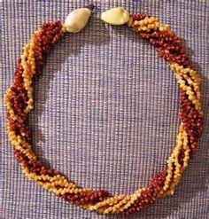 Ni'ihau shell leis - amazing jewelry from nature