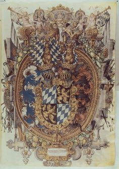 Rore, Cipriano de / Müelich, Hans: Motetten (Chorbuch) - BSB Mus.ms. B(1, München, 1559