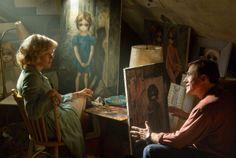 Painter Margaret Keane on real-life story behind movie Big Eyes Big Eyes Movie, Big Eyes 2014, Color In Film, Margaret Keane, Big Eyes Artist, Tim Burton Films, Harry Potter, Romance, Artist Life