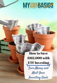 Learn how to reduce risk and meet your investing goals with ETF investing...oh yeah, you'll also save more than $162,000 while you're at it.