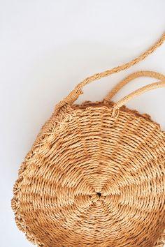 Ariana Woven Bag