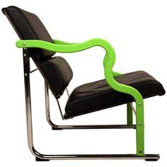 Experiment Chair by Yrjö Kukkapuro on DECASO.com