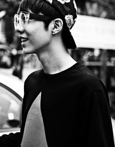 Giriboy. Lol now I am searching for his glasses.