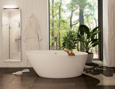 La baignoire HOME de Vanico Maronyx