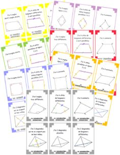 Math 8, Fun Math, Math Games, Math School, School Games, Montessori Math, Homeschool Math, Teaching Geometry, Teaching Math
