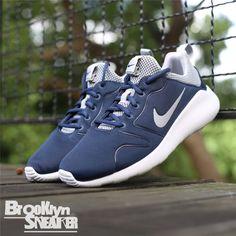 NIKE KAISHI 2.0 網布 藍白 網布 慢跑鞋 男 女 (布魯克林) 833411-401 | 布魯克林運動流行館 - Yahoo奇摩超級商城