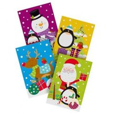 Great value for money, 31 pack of Frosty Friends Cards. Great for the kids to send to thier friends.